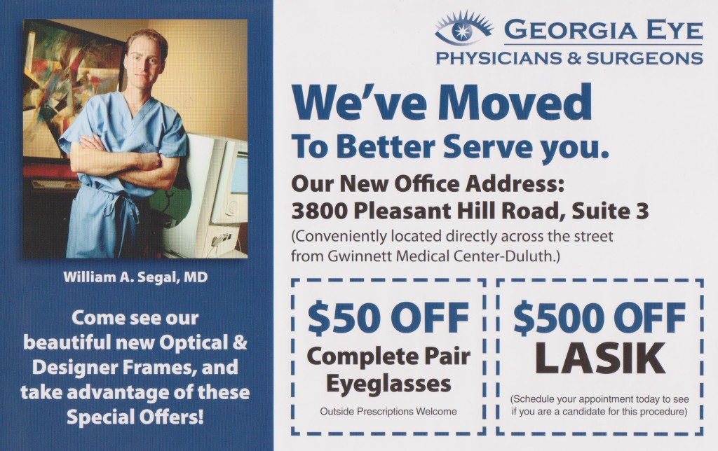 lasik eye surgery discounts atlanta ga