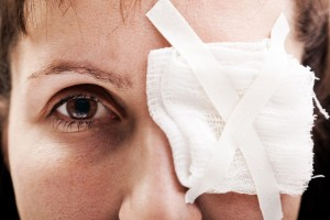 First Aid for Injured Eyes