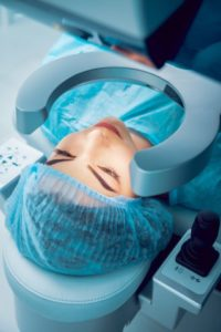 Laser Treatment for Vision Correction and Cataract Removal