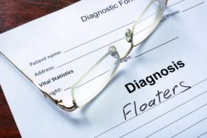 Ask the GA Eye Docs What are Eye Floaters and Flashes