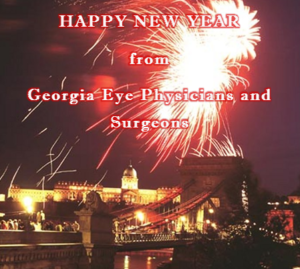 GA Eye Happy New Year