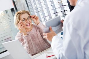 Specialized Eyeglasses for Different Vision Problems