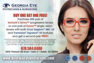 Atlanta GA Eye Care Discounts